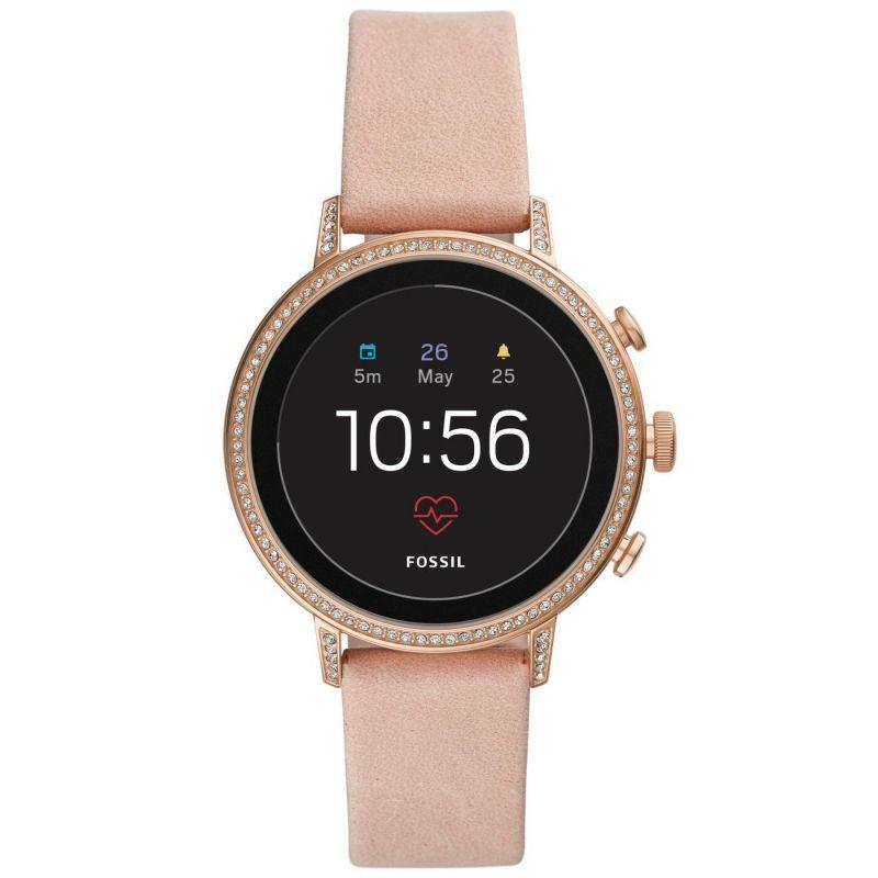 Smartwatch Donna Fossil Q Venture HR FTW6015