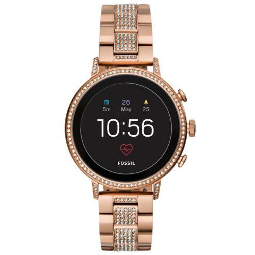 Orologio Smartwatch Donna Fossil Q Venture FTW6011 GEN 4