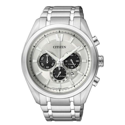 Orologio Uomo Citizen Super Titanium Crono CA4010-58A