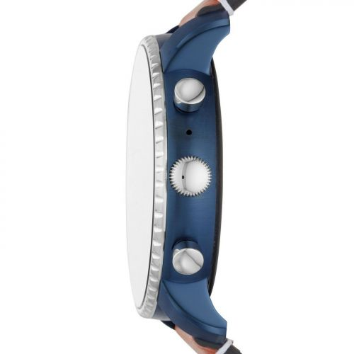 Orologio Smartwatch Uomo Fossil Q Explorist FTW4016 GEN 4