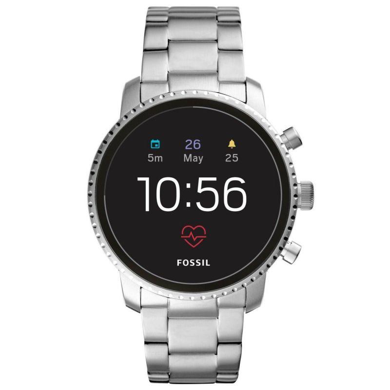 Smartwatch Uomo Fossil Q Explorist Hr FTW4011 GEN 4