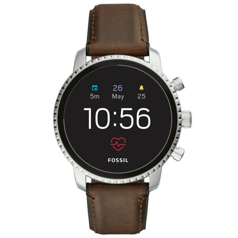 Smartwatch Uomo Fossil Q Explorist Hr FTW4015 GEN 4