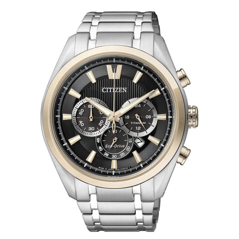 Orologio Uomo Citizen Super Titanium Crono CA4014-57E