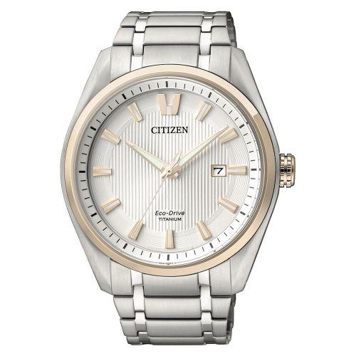 Orologio Uomo Citizen Super Titanium AW1244-56A