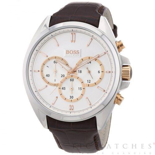 Orologio Cronografo Uomo Hugo Boss Aeroliner HB1512881