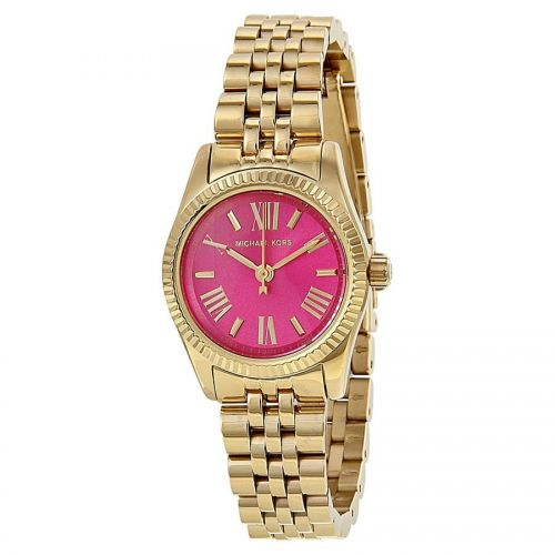 Orologio Solo Tempo Donna Michael Kors Mini Lexington MK3270