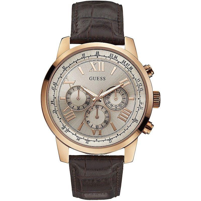 Orologio Guess W0380G4 Horizon Cronografo Uomo