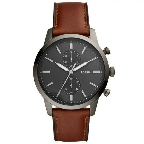 Orologio Cronografo Uomo Fossil Townsman FS5522