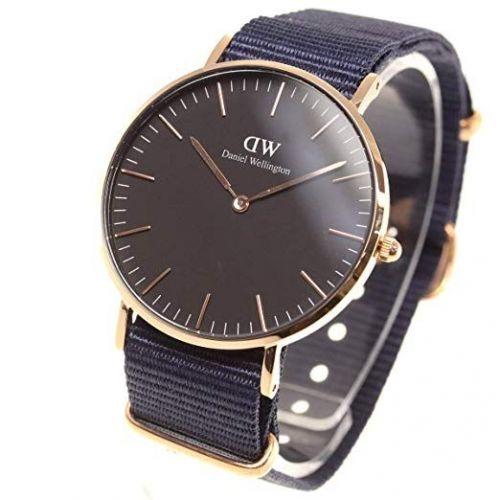 Orologio Solo Tempo Donna Daniel Wellington Bayswater DW00100281