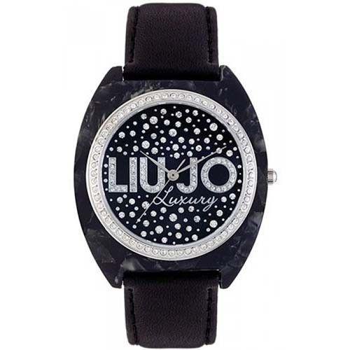 Orologio Donna Liu Jo Alice Nero TLJ384