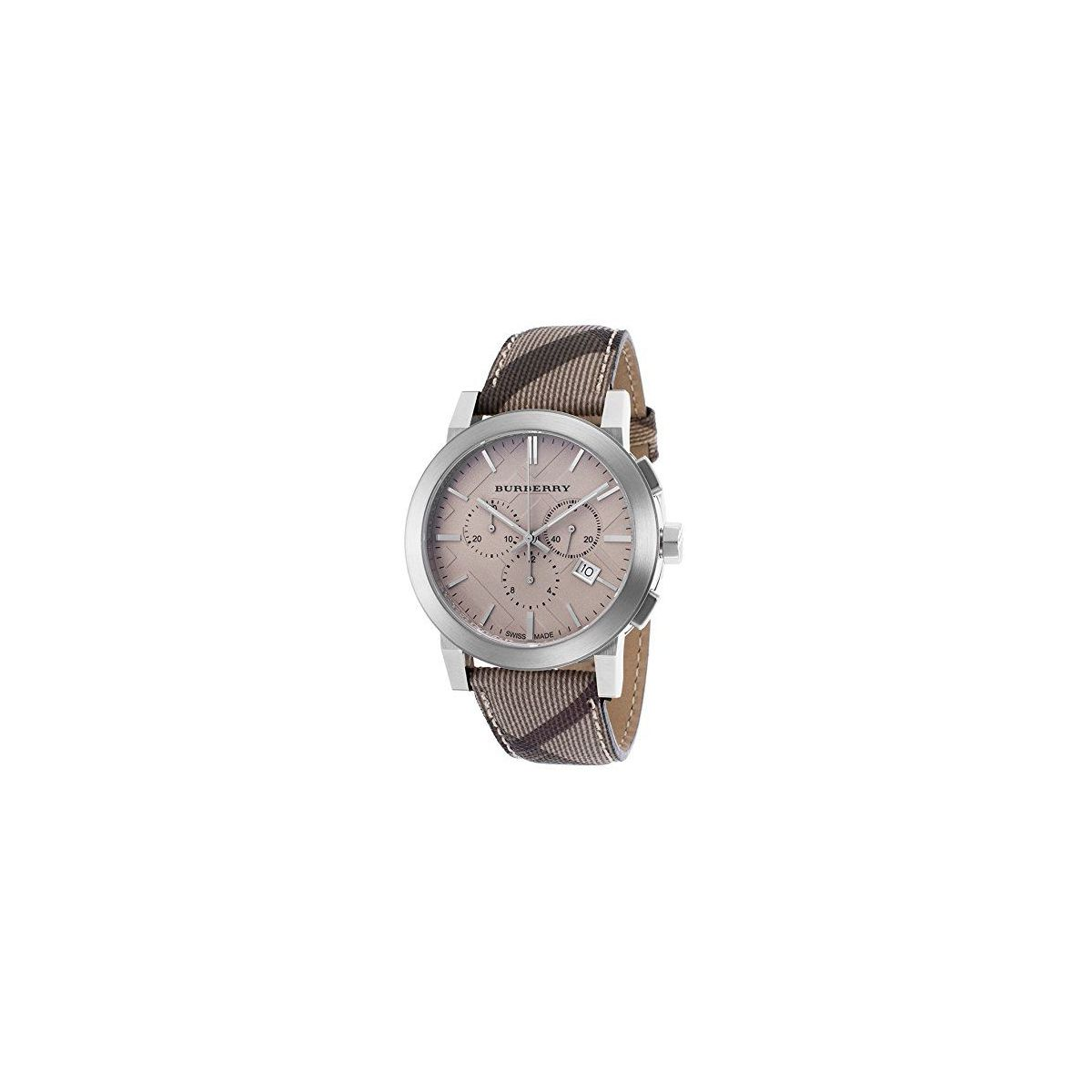Orologio Cronografo Uomo Burberry The City BU9358