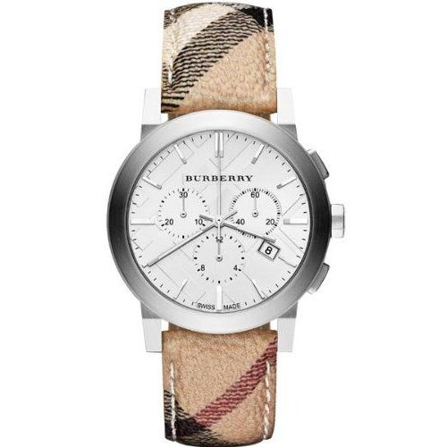 Orologio Cronografo Uomo Burberry The City BU9360