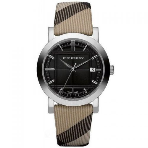 Orologio Solo Tempo Uomo Burberry The City BU1772