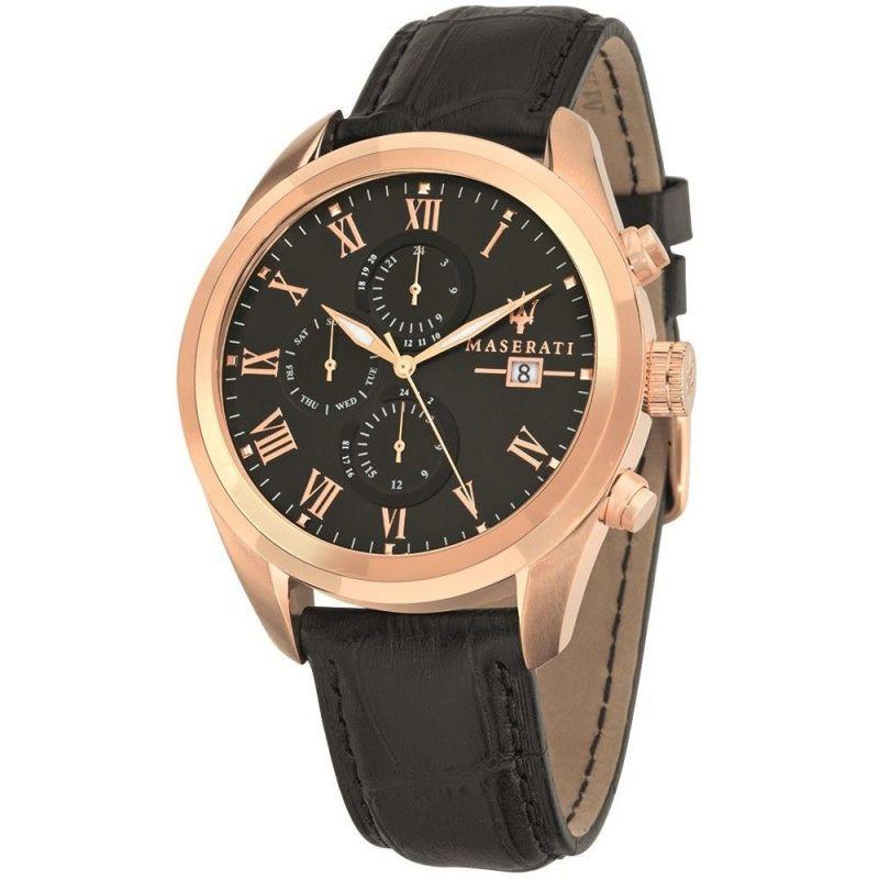 Orologio Cronografo Uomo Maserati Traguardo R8871612002