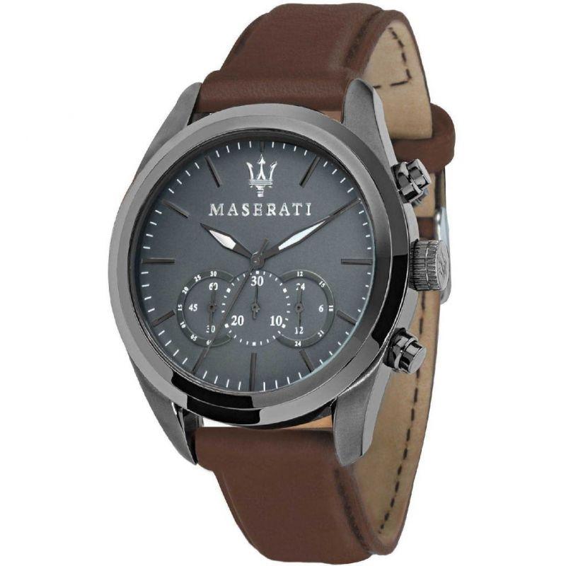 Orologio Cronografo Uomo Maserati Traguardo R8871612018