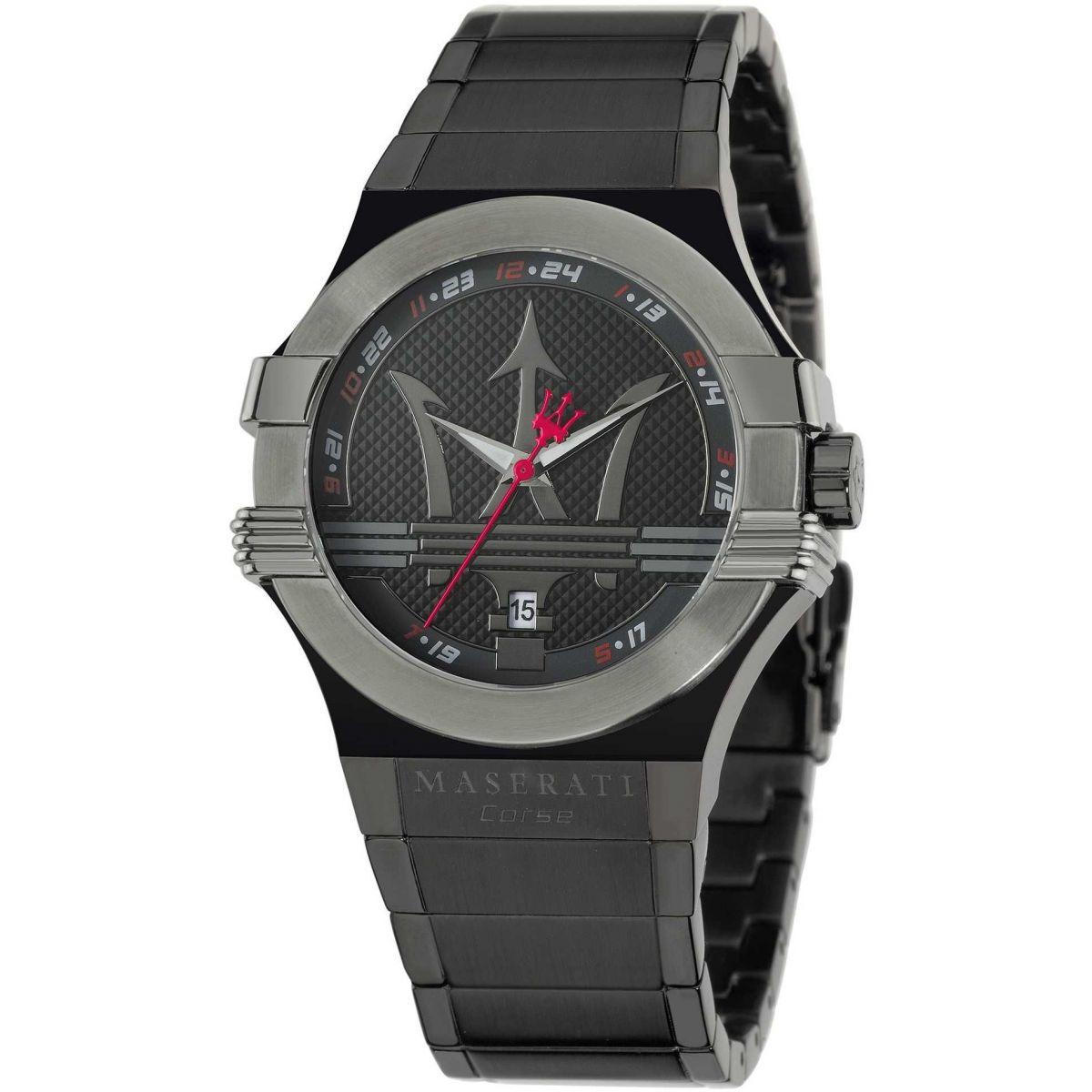 Orologio Solo Tempo Uomo Maserati Potenza R8853108003