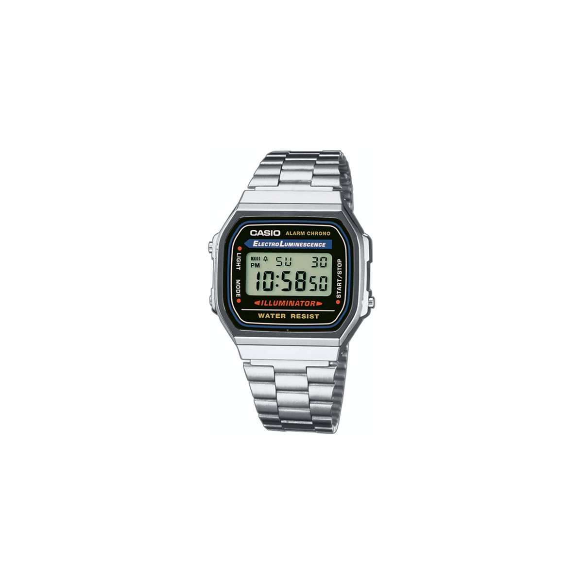 Orologio Uomo Casio A168WA-1YES