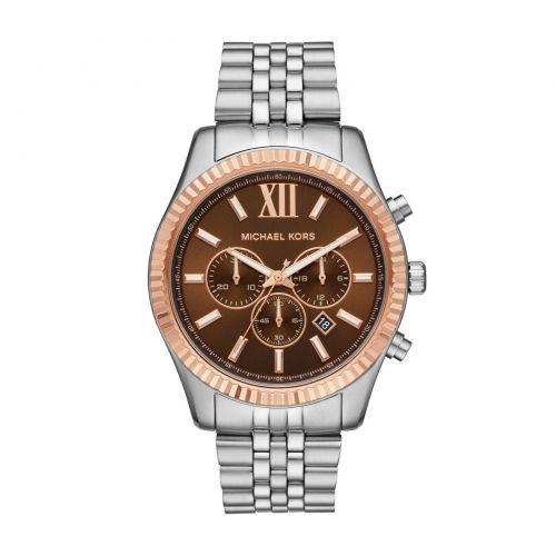 Orologio Cronografo Uomo Michael Kors Lexington MK8732