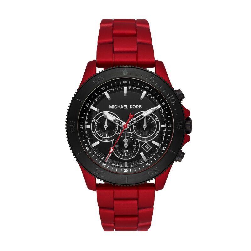 Orologio Cronografo Uomo Michael Kors Theroux MK8680