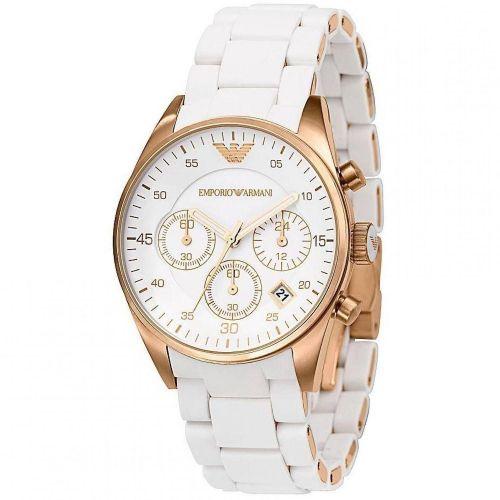 Orologio Cronografo Donna Emporio Armani Sport AR5920