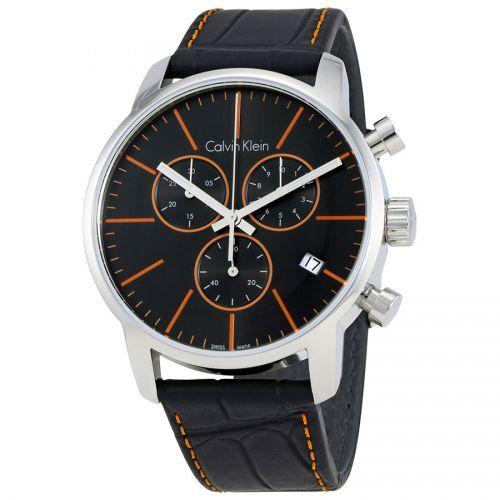 Orologio Cronografo Uomo Calvin Klein City K2G271C1