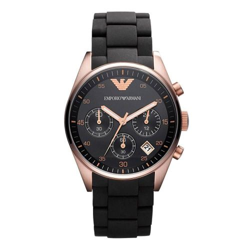 Orologio Cronografo Uomo Emporio Armani Tazio AR5906