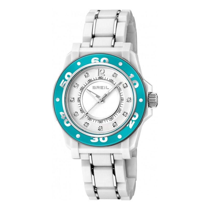 Orologio Donna Breil Mantalite TW1023 Bianco