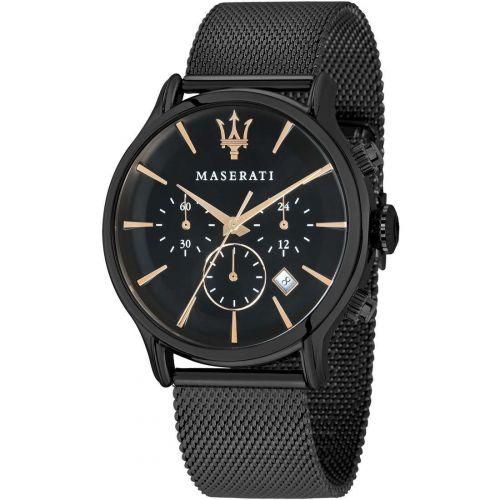 Orologio Cronografo Uomo Maserati Epoca R8873618006