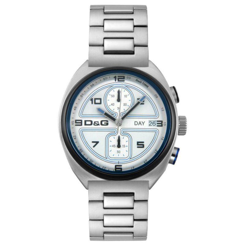 Orologio Crono Uomo D&G Song DW0301