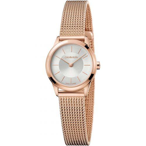 Orologio Solo Tempo Donna Calvin Klein Minimal K3M23626