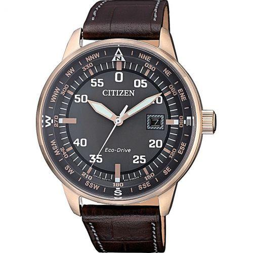 Orologio Solo Tempo Uomo Citizen Aviator BM7393-16H