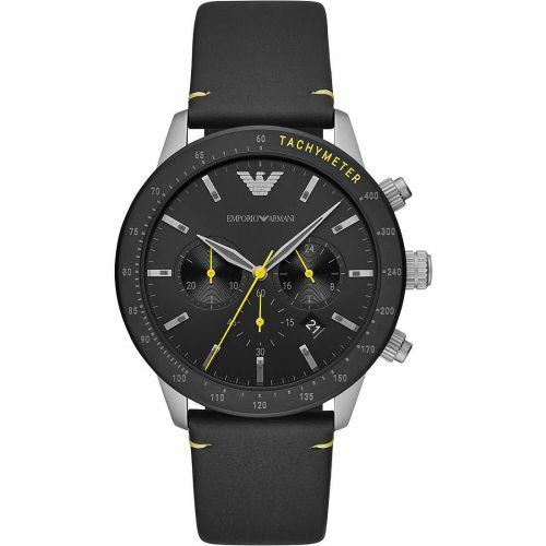 Orologio Cronografo Uomo Emporio Armani Mario AR11325