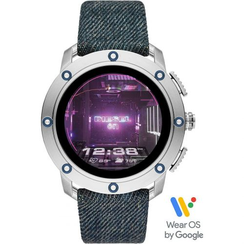 Orologio Smartwatch Uomo Diesel Axial DZT2015