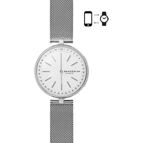 Orologio Smartwatch Donna Skagen Signatur T-Bar Connected SKT1400