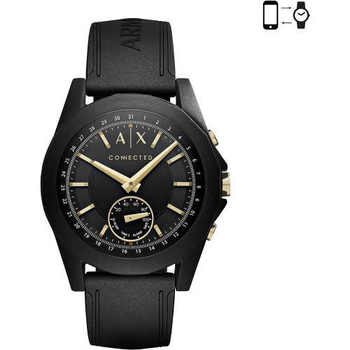Orologio Smartwatch Uomo Armani Exchange Drexler AXT1004
