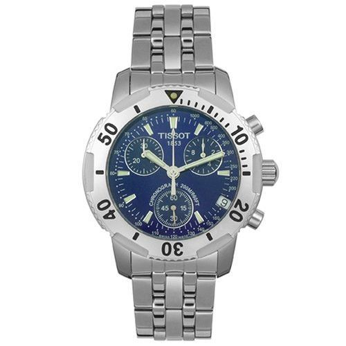TISSOT MEN'S PRS200 CHRONOGRAPH WATCH