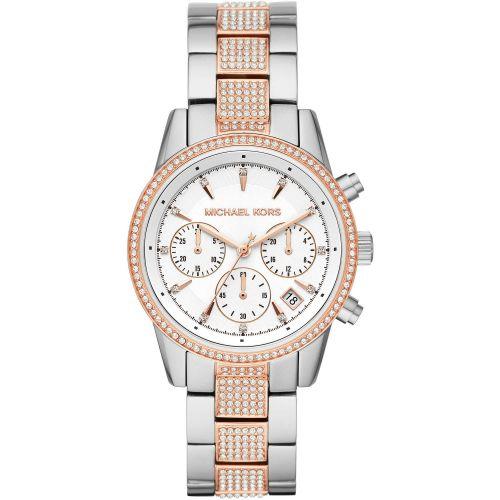 Orologio Cronografo Donna Michael Kors Ritz MK6570
