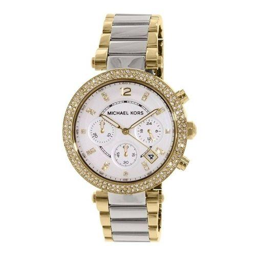 Orologio Cronografo Donna Michael Kors Parker MK5687