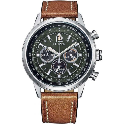 Orologio Cronografo Uomo Citizen Aviator CA4470-15X