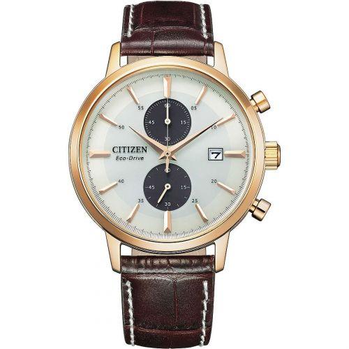 Orologio Cronografo Uomo Citizen Classic CA7063-12A