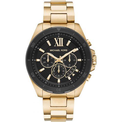 Orologio Cronografo Uomo Michael Kors Brecken MK8848