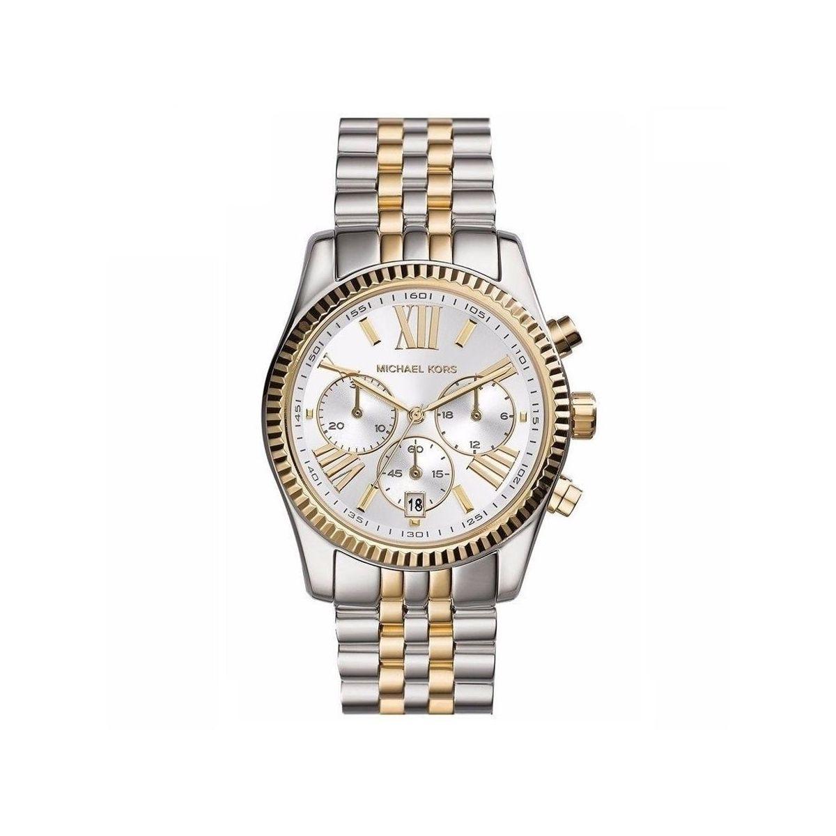 Orologio Cronografo Donna Michael Kors Lexington MK5955