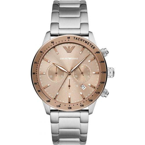 Orologio Cronografo Uomo Emporio Armani Mario AR11352