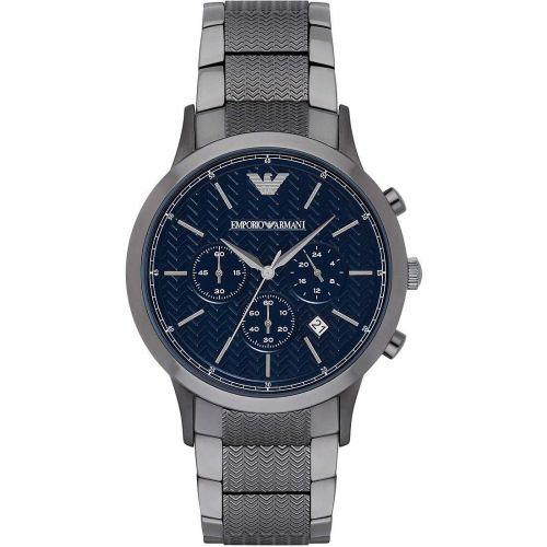 Orologio Cronografo Uomo Emporio Armani Renato AR2505