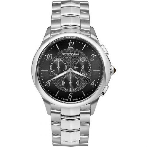 Orologio Cronografo Uomo Emporio Armani Swiss Swiss Made ARS8700