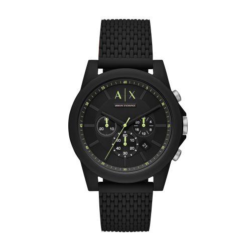 Orologio Cronografo Uomo Armani Exchange Outerbanks AX1344
