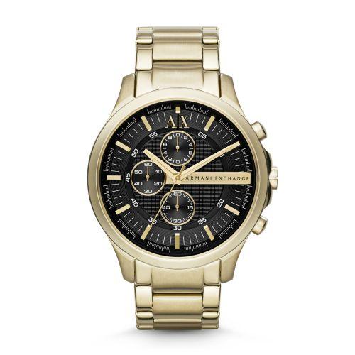 Orologio Cronografo Uomo Armani Exchange Hampton AX2137