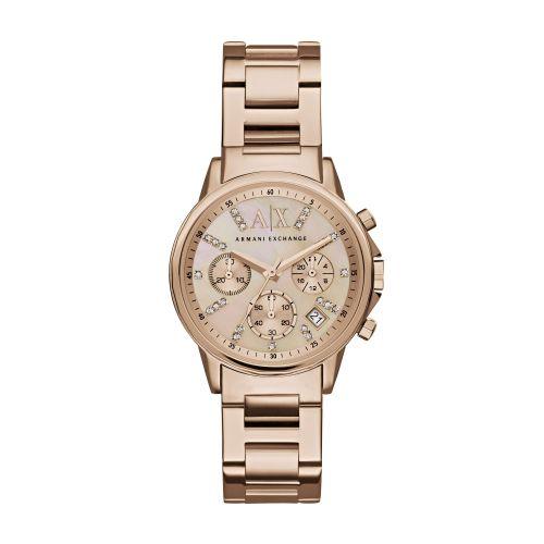 Orologio Cronografo Donna Armani Exchange Lady Banks AX4326