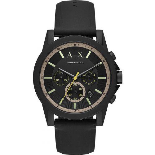 Orologio Cronografo Uomo Armani Exchange Brooke AX1343