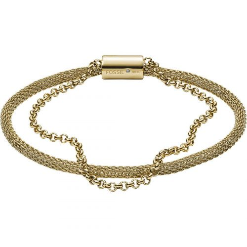 Bracciale Donna Fossil Vintage Iconic JF03022710